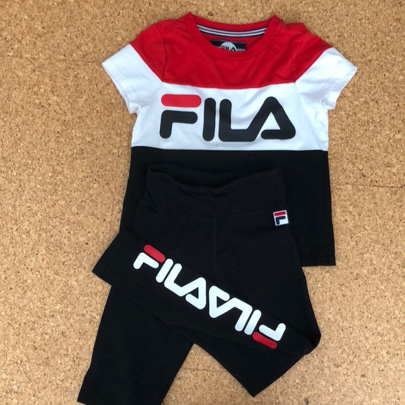 2738d55f2eaa Fila Matching Sets | Athletic Set | Poshmark